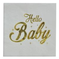 Hello Baby Peçete
