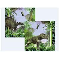 Vahşi Dinozor Peçete