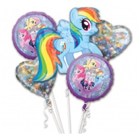My Little Pony Folyo Balon Demeti