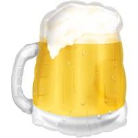Bira Bardağı Folyo Balon