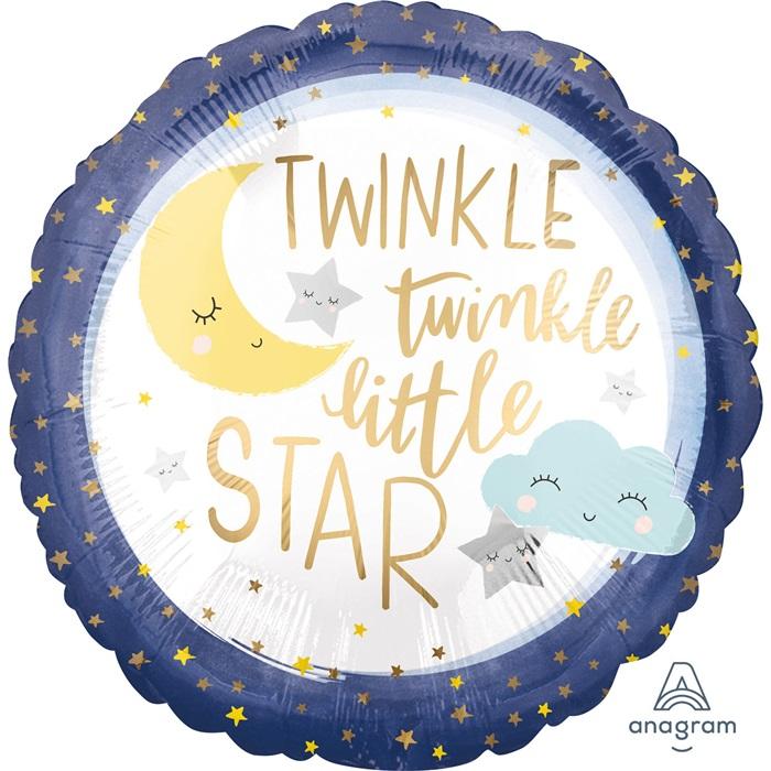 Twinkle Little Star Folyo Balon