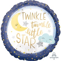 Twinkle Little Star Folyo Balon