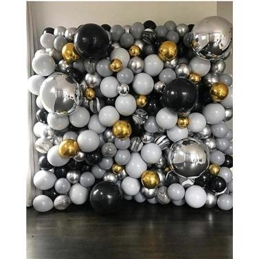 Balon Duvarı Dekorasyon