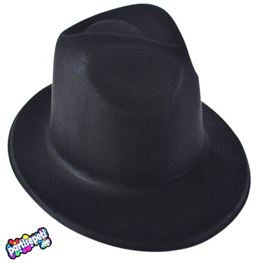 Siyah Parti Şapkası
