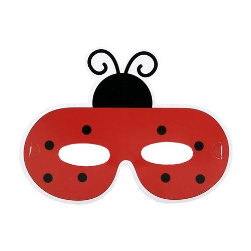 Uğur Böceği Maske
