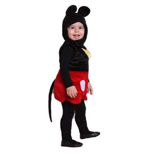 Mickey Mouse Temalı Lüx Kostüm