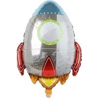 Roket Folyo Balon