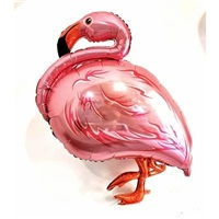 Flamingo Folyo Balon