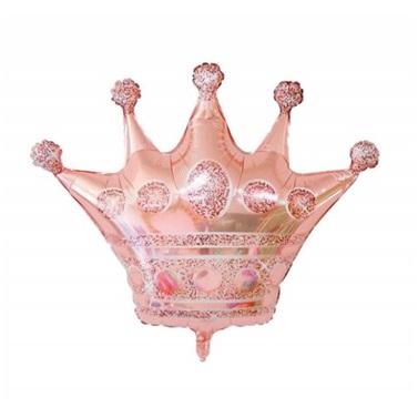 Kral Tacı Folyo Balon