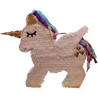 Unicorn Temalı Şekilli Pinyata