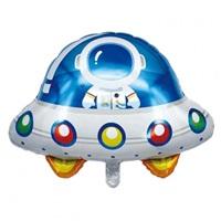 Uzay Gemisi Folyo Balon