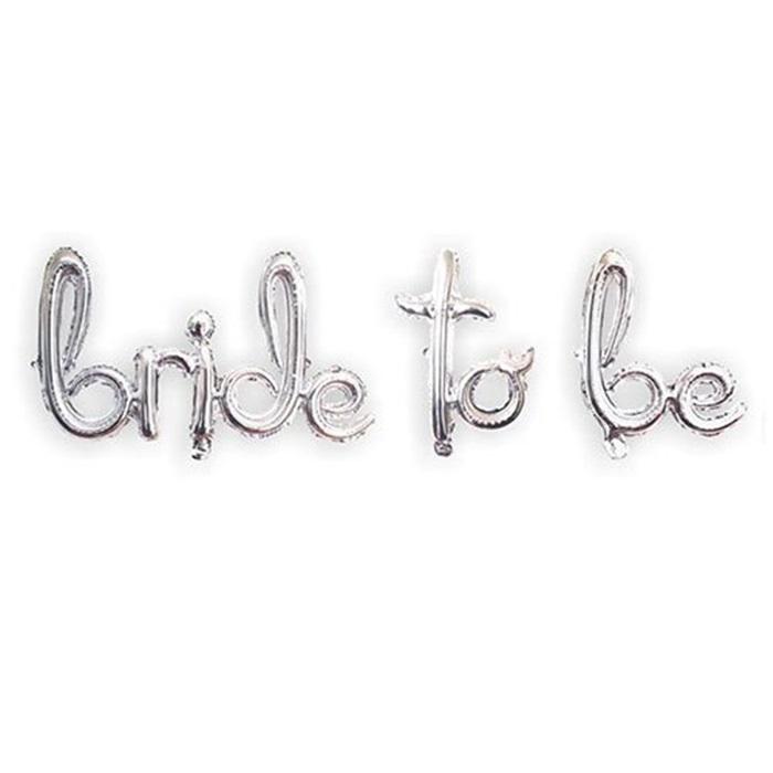 Bride To Be Folyo Balon