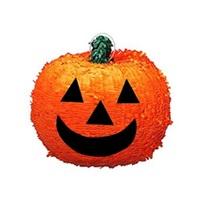 Halloween Balkabağı Şekilli Pinyata