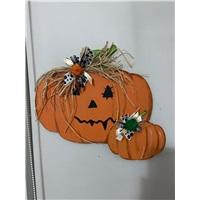 Halloween Balkabağı Kapı Süsü