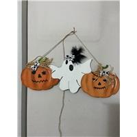 Halloween Hayalet Figürlü Kapı Süsü