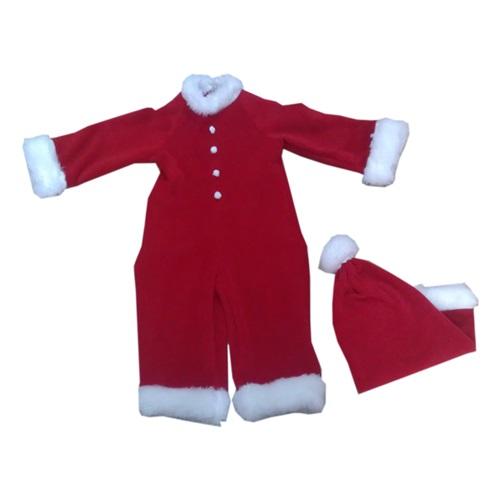 Yılbaşı Erkek Bebek Yeni Yıl Kostüm