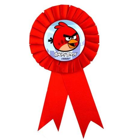 Angry Birds Rozet