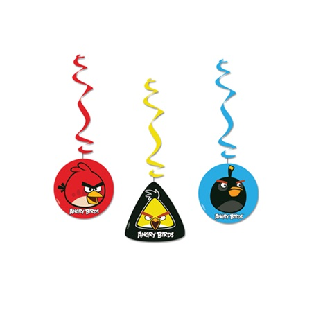 Angry Birds İp Süs