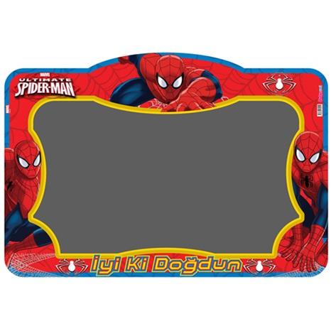 Spiderman Temalı Standart Resim Çerçevesi