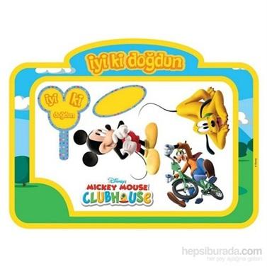 Mickey Mouse Temalı Standart Çerçeve