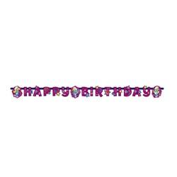 Şirine Happy Birthday Banner