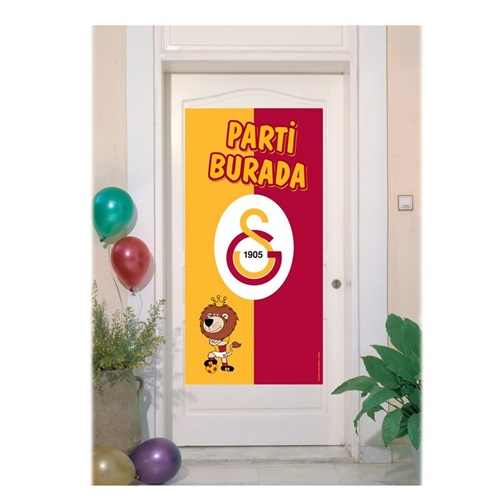 Galatasaray Kapı Banner 56*112 cm.