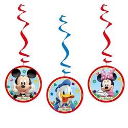 Mickey Mouse Temalı Asmalı İp Süs
