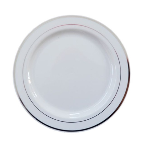 Beyaz Mika Tabak