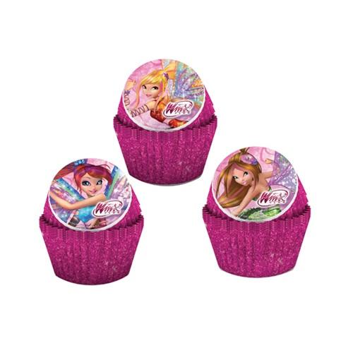 Winx Cupcake Kabı