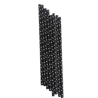 Siyah Puanlı Pipet