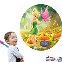 Tinkerbell Pinyata + Sopası