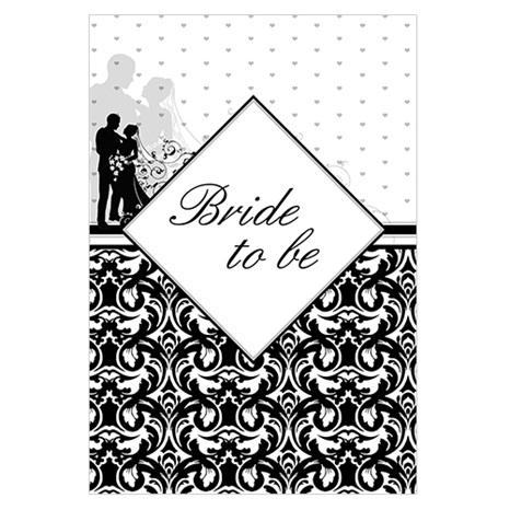 Bride To Be Kişiye Özel Ayaklı Karşılama Panosu