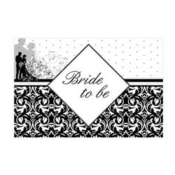 Bride To Be Temalı Kişiye Özel Magnet
