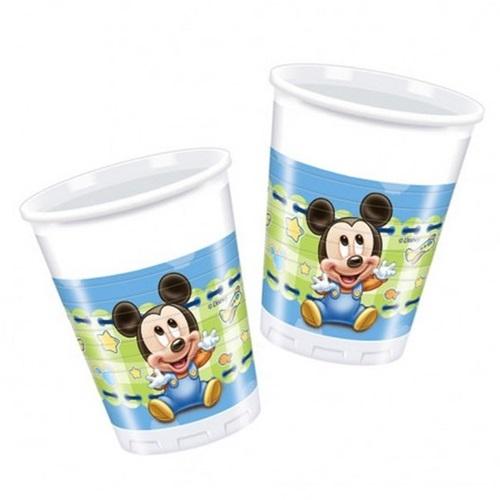 Baby Mickey Mouse Temalı Bardak