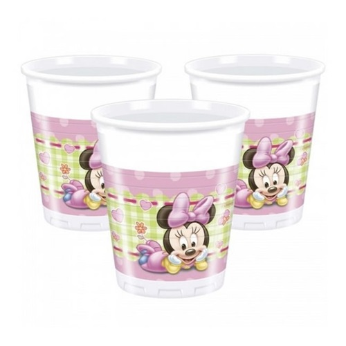 Baby Minnie Mouse Temalı Bardak
