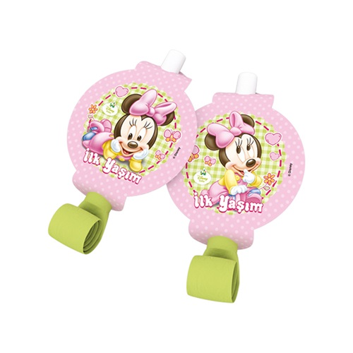 Baby Minnie Mouse Temalı Kaynana Dili