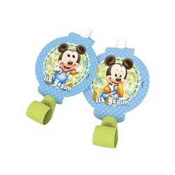 Baby Mickey Mouse Temalı Kaynana Dili