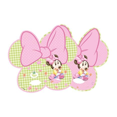 Baby Minnie Mouse Temalı Maske