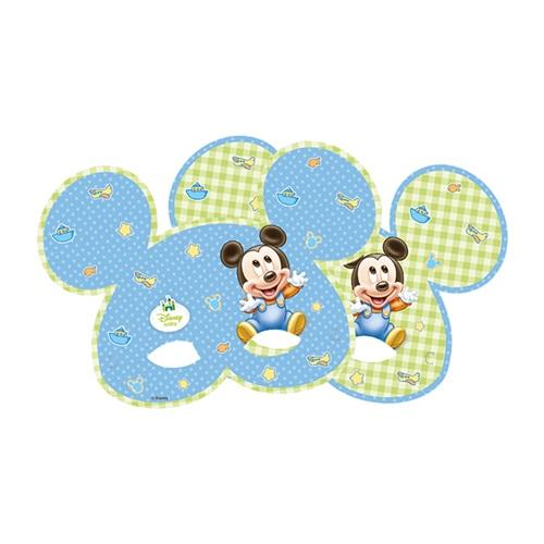 Baby Mickey Mouse Temalı Maske