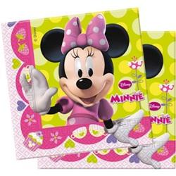 Minnie Mouse Temalı Peçete