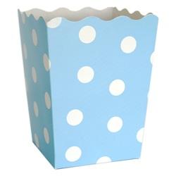 Mavi Puanlı Popcorn