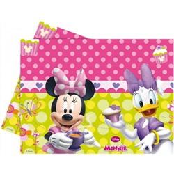 Minnie Mouse Temalı Masa Örtüsü