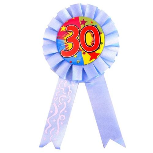 30 Yaş Temalı Rozet Erkek