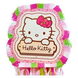 Hello Kitty Pinyata +Sopası
