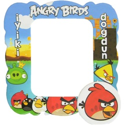 Angry Birds Magnet Çerçeve