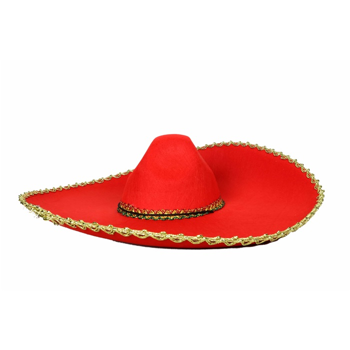 Meksika Kırmızı şapka