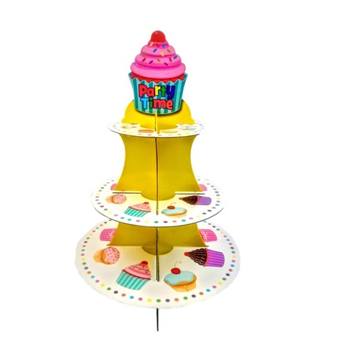 Party Time Cupcake Stand