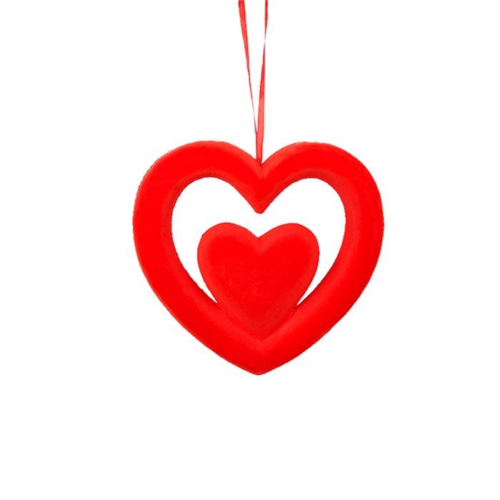 Sevgililer Günü Kalp Süs