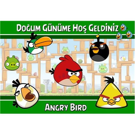 Angry Birds Standart Amerikan Servisi