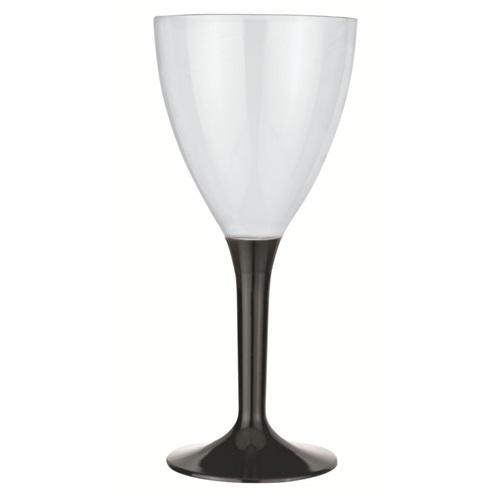 Siyah Şarap Bardağı